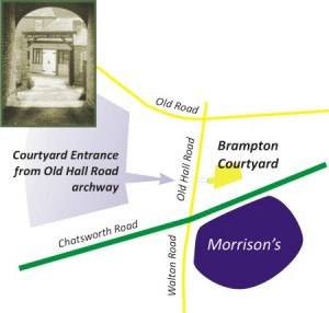 The Courtyard Location
